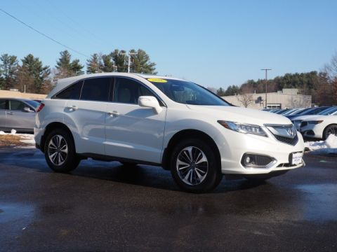 Pre-Owned 2016 Acura RDX AWD with Advance Package