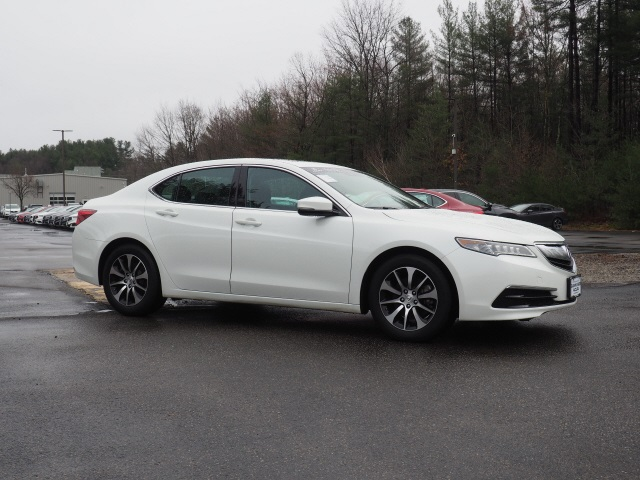 Certified Pre Owned 2016 Acura Tlx 2 4 8 Dct P Aws With Technology Package