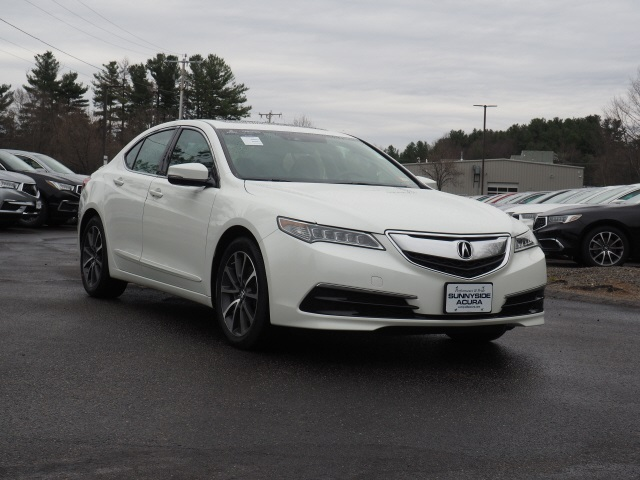 Pre Owned 2016 Acura Tlx Sh Awd With Technology Package