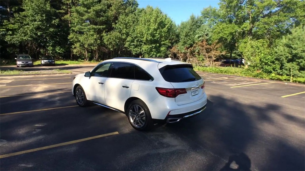 PreOwned Acura MDX L D Sport Utility In Nashua P - 2018 acura mdx hitch