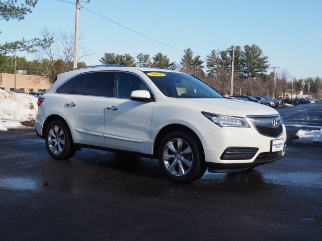 Pre-Owned 2016 Acura MDX SH-AWD with Advance Package