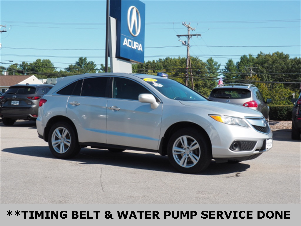 Pre-Owned 2014 Acura RDX AWD