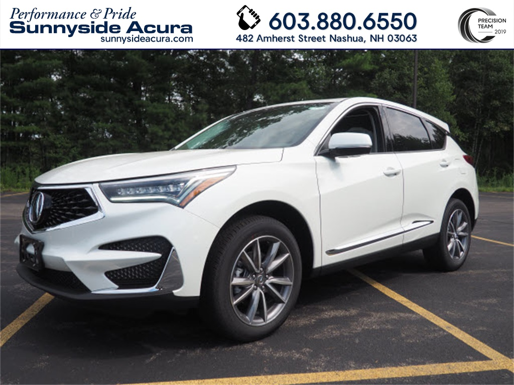 New 2021 Acura RDX SH-AWD with Technology Package 4D Sport ...