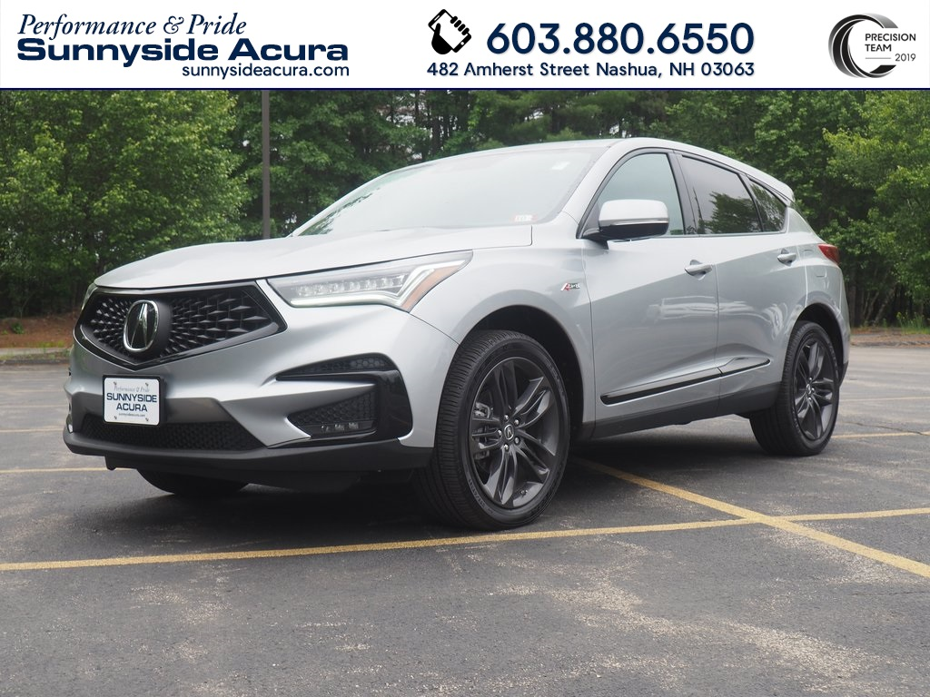 Certified Pre-Owned 2020 Acura RDX SH-AWD with A-Spec & Technology Package