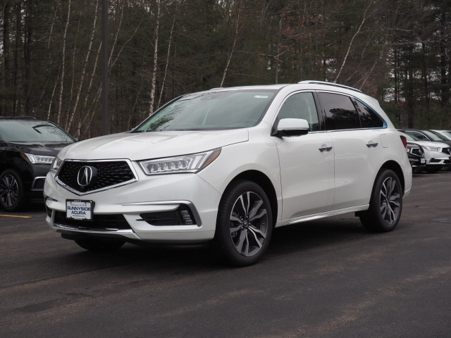 New 2020 Acura MDX Advance Package