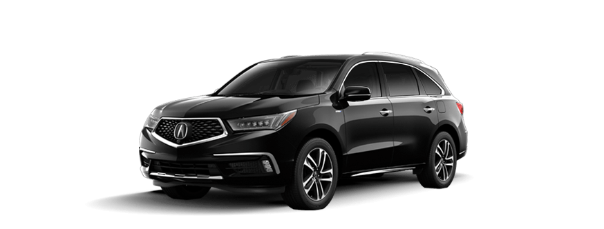 New Acura MDX Sport Hybrid SHAWD With Advance Package D Sport - Acura hybrid 2018