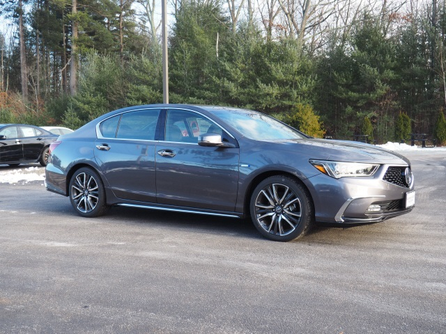 New 2019 Acura Rlx Sport Hybrid Sh Awd With Advance Package