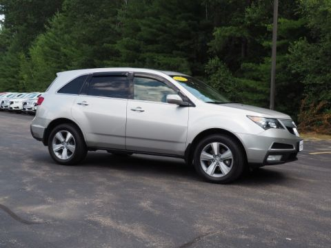 Pre-Owned 2013 Acura MDX SH-AWD with Technology Package